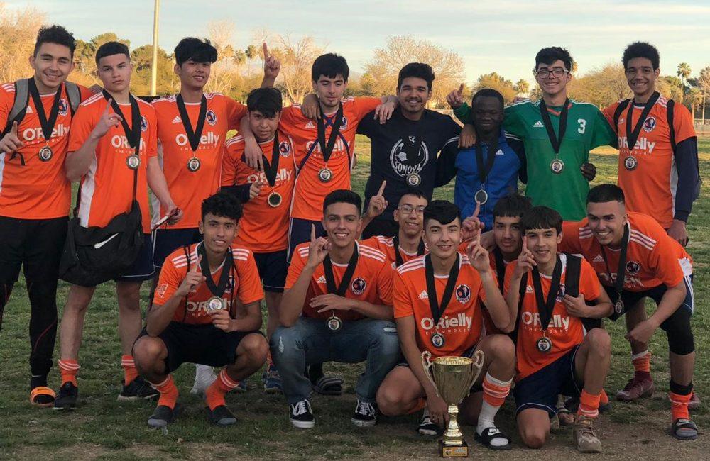 2019 Pima Cup U19 Silver - 00 Boys Blue